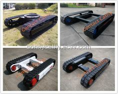 track undercarriage rubber track undercarriage steel track undercarriage (RT or ST series) - China track undercarriage rubber track under...