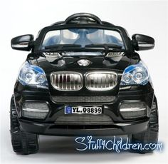 12v bmw autobahn x8 suv style kids car child ride on