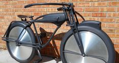 Re: Allie's Christmas Hot Rod Radio Flyer wagon ( paint) Prep! Velo Beach Cruiser, Bmx Cruiser, Radio Flyer Wagons, Custom Trikes, Bike Engine, Quad Bike, Old Frames, Street Bikes, Vintage Bicycles