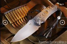 Hop into the TACTICAL KNIVES time capsule: July 2013 issue...Combat Utility Blade: Wilson Combat and Rock River Iron tactical fixed blade for hardcore duty!   #wilsontactical