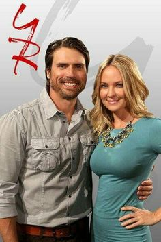 The Young and the Restless Joshua Morrow, Sharon Case, Sony Pictures Entertainment, People Of Interest, Bold And The Beautiful, Young And The Restless, Days Of Our Lives, General Hospital, Celebrity Couples