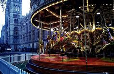 Carousel, Fair Grounds, Travel, Viajes, Destinations, Traveling, Carousels, Trips