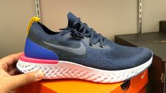 Nike Epic React Early Review + Sizing!-#fifa20 #fifa2020 #fifa20 #fifa2020 #nikeshoesizechart #nikeshoesusa Nike Shoes Usa, Nike Shoes Air Force, Adidas Shoes, Sneakers Nike, Nike Shoes Size Chart, Ps Plus, Plus Games, Fifa 20, Games For Kids