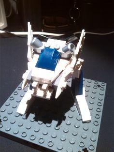 jumper robot machine (left side)