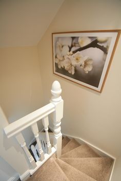 The stairs give the first impression of your new loft conversion.  We make sure we get them right.