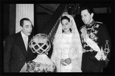 50 year anniversary of Prince Michael of Greece (son of Prince Christopher of Greece and Princess Françoise of Orléans, sister of the late Earl of Paris) and Princess Marina of Greece