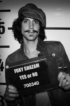 Eric Nally  from Foxy Shazam