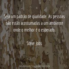 frases para inspirar empreendedores Steve Jobs, Marketing Digital, Entrepreneurship, Social Networks, Frases