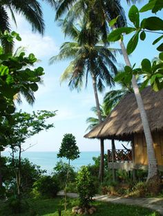An amazing resort in Ko Lanta, Thailand. We stayed here for several nights during our honeymoon and it was serene. www.narimalanta.com