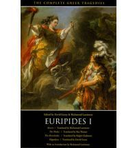 Alcestis, Medea, Hippolyta - Euripides