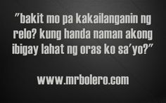 Ligaw Quotes – Courting Quotes – Sweet Tagalog Quotes