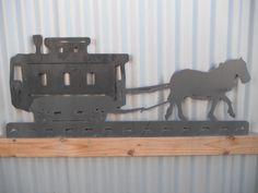 metal wall art cnc plasma cut