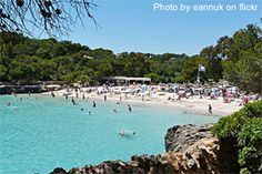 Cala Mondrago - could be a solid beach option