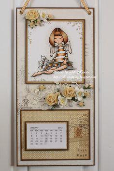 Jills Scrappeside: calendar