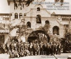 Mission Indian Federation 1908