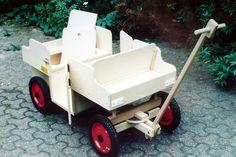 Bollerwagen INTANÄSCHENÄL - Katalog Modell E