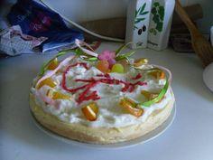 Madártej szelet Cake, Desserts, Food, Tailgate Desserts, Deserts, Kuchen, Essen, Postres, Meals