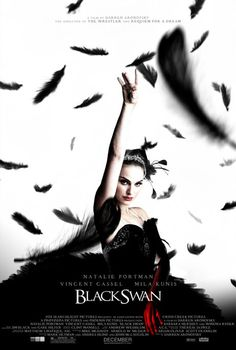 A psychological thriller from Darren Aronofsky, Black Swan stars Natalie Portman as Nina Sayers, a ballet dancer whose life is consumed with her profession. The film not only gives a glimpse into the professional world of ballet, but also portrays the demanding performances for art and the notion of the doppelgänger. It too touches on the relationship in art between technique and emotion, as represented in Friedrich Nietzsche's The Birth of Tragedy.