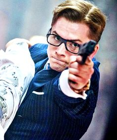 "Taron Egerton as Gary ""Eggsy"" Unwin in Kingsman: The Secret Service ; Kingsman: The Golden Circle Eggsy Kingsman, Taron Egerton Kingsman, Kingsman Cast, Kingsman Harry, Kingsman Movie, Jamie Bell, Richard Madden, Gary Unwin, Kingsman The Golden Circle"