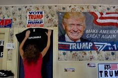 America's deep partisan rift may be setting Donald Trump up for success in advance