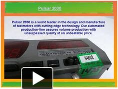 The Pulsar 2030 Taxi meter is absolutely incomparable in dependability with its cutting edge design. It is the best part of the taxi meter.