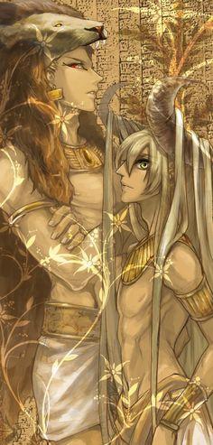 Fate/Zero Gilgamesh And Enkidu