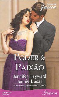 Meus Romances Blog Poder Paixao Jennifer Hayward Jennie