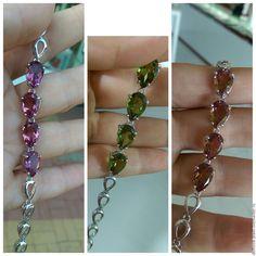 Купить Браслет серебра с султанитами Хюррем. браслет в Москве в интернет магазине на Ярмарке Мастеров
