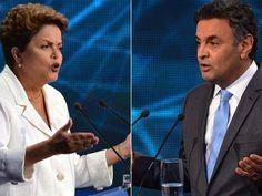 Canadauence TV: Dilma e Aécio, a guerra começou, debate do 2º turn...