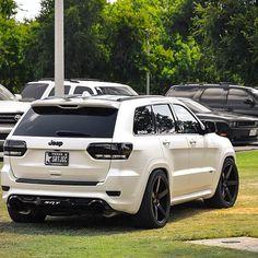 2014 Jeep SRT White | Fashion And Cars