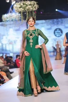 Fancy Dresses with Cigarette Pants for Models – Designers Outfits Collection