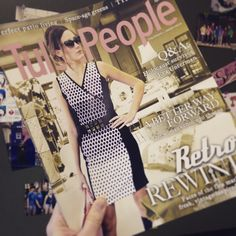 Don't forget to pick up a copy of our April issue, now on newsstands everywhere! #tulsa #printmedia