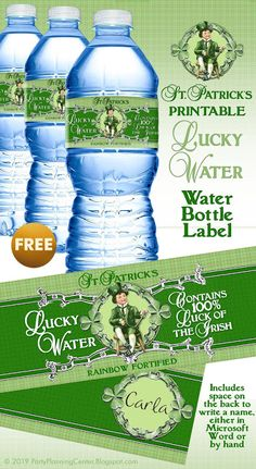 FREE Printable St. Patrick