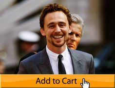 I'll take two please. I'll keep one as Tom and I shall dress the other as Loki.