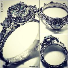 BEAUTIFUL vintage ring  --I NEED THIS