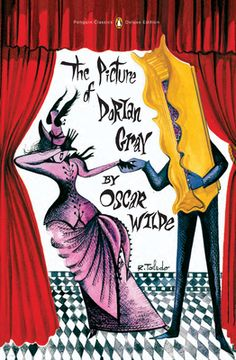 An iconic novel dressed in a fierce design by acclaimed fashion illustrator Ruben Toledo. The Picture of Dorian Gray offers a disturbing portrait of an individual coming face to face with the reality of his soul.