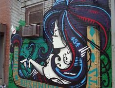 Street Artist Feature Inkie from Bristol #graffiti #streetart #bristol