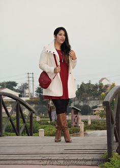 The Shopaholic Diaries - Indian Fashion, Shopping and Lifestyle Blog !: OOTD : Hello 2016! | Live Laugh Love