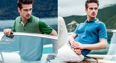 SVEVO Parma Collection Spring Summer 2016 #Knitwear #PoloShirt #MadeInItaly #Menswear #Mensfashion #Summer2016 #ComoLake #Svevo #SvevoParma