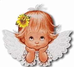 Angels are watching you. Thank you for the sweet angel dear Becky. Angel Images, Angel Pictures, Cute Pictures, Jesus Son Of God, Happy New Year Fireworks, Felt Angel, Cartoon Gifs, Glitter Graphics, Christmas Paintings