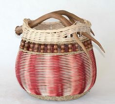 Baskets by Pat Jeffers