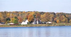 Shabbona Lake State Park, Shabbona, IL Popular fishing spot today and the once home of Chief Shabbona.