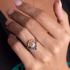 27 Sapphire Engagement Rings That Are Stunning AF