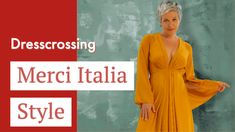 Abiti Evergreen Hippie Chic, Evergreen, Wrap Dress, Dresses With Sleeves, Long Sleeve, Shopping, Style, Fashion, Dress