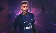 August 4 2017 - PSG complete world record £200m signing of Neymar from Barcelona