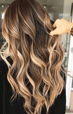 31 Perfections of Brunette Balayage Highlights für 2018 Egal welche - Hair Blonde Balayage Highlights, Brown Hair Balayage, Hair Color Balayage, Haircolor, Coffee Brown Hair, Coffee Hair, Ash Brown Hair Color, Non Blondes, New Hair Colors