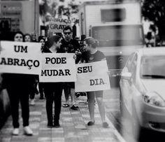 #abraço <3