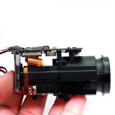 36x Micro zoom camera.