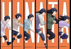 Hinata Evolution