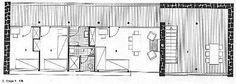 Dibujos de arquitectos Le corbusier Vile aux Mathes   ARQUITECTURA UNO   CATEDRA PEDEMONTE